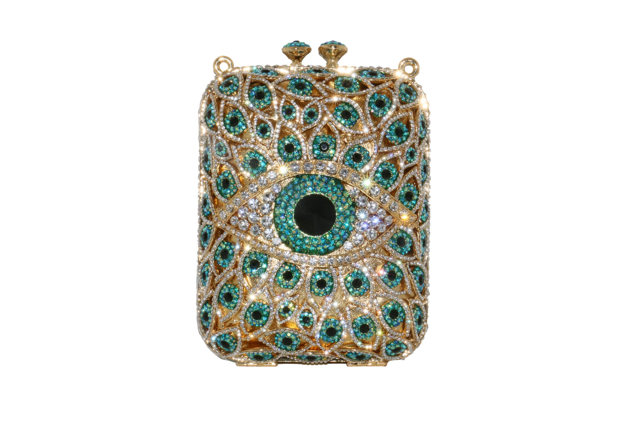 SWAROVSKI CRYSTAL CLUTCH